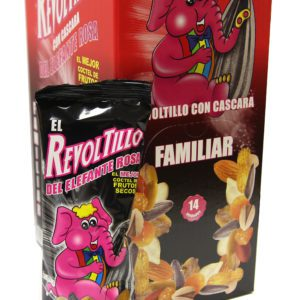 Revoltillo con cascara familiar